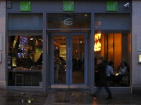 Restaurant SAF - Außenansicht